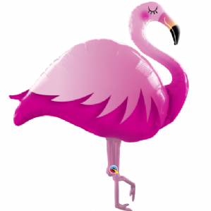 Flamingo Large Foil Balloon | Free Delivery Available